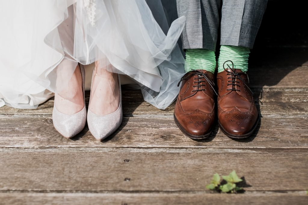 کفش عروس و داماد و نامزدی در ایران