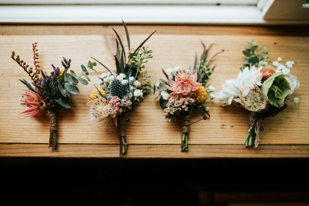 گل عروسی و مراسم عقد